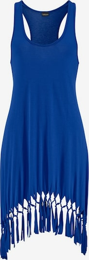 BEACH TIME Strandjurk in de kleur Royal blue/koningsblauw, Productweergave