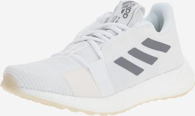 Sneaker de alergat 'SENSEBOOST GO' ADIDAS PERFORMANCE pe offwhite, Vizualizare produs