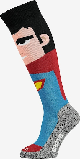 Barts Socken in blau / rot, Produktansicht