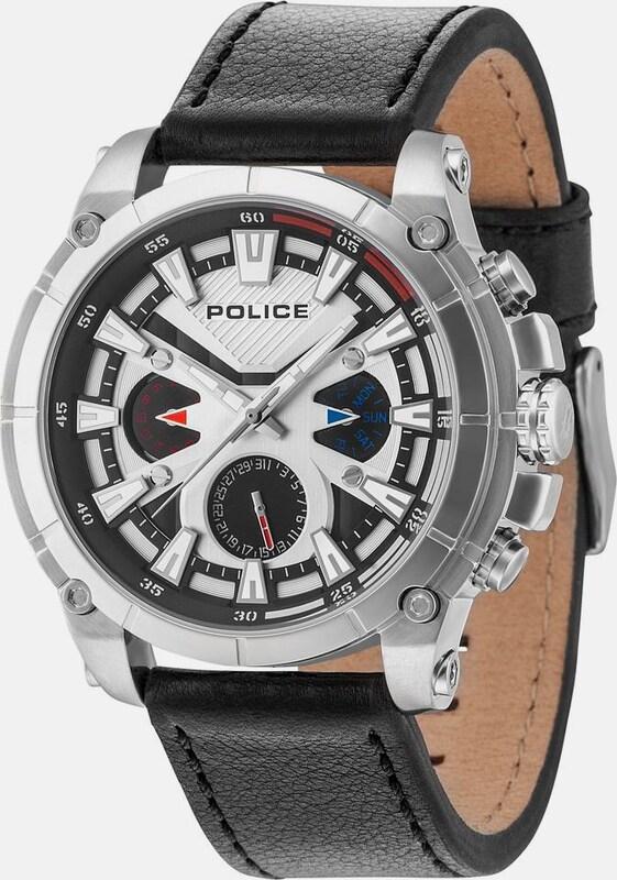 POLICE Multifunktionsuhr 'OPERATOR, PL14832JS.04'