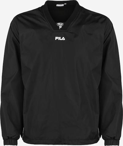 FILA Sweater ' Teshi ' in schwarz / weiß, Produktansicht