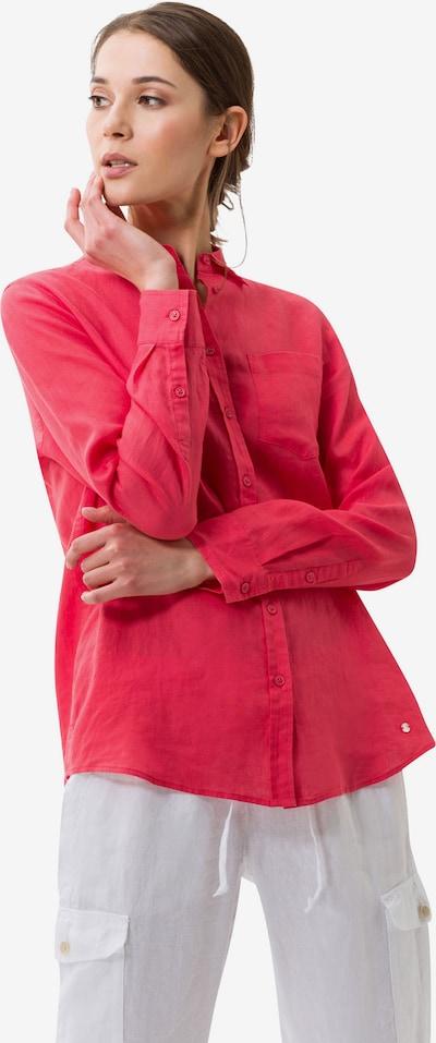 BRAX Bluse 'Victoria' in cranberry, Modelansicht