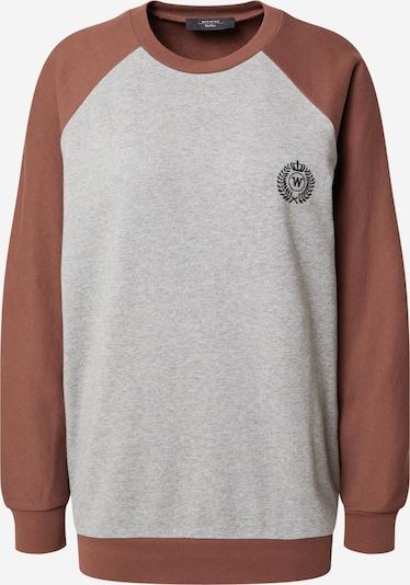 Megztinis be užsegimo 'Ocra' iš Weekend Max Mara , spalva - margai pilka / rožinė, Prekių apžvalga