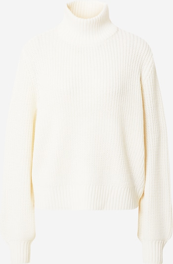 Noisy may Pullover in offwhite, Produktansicht