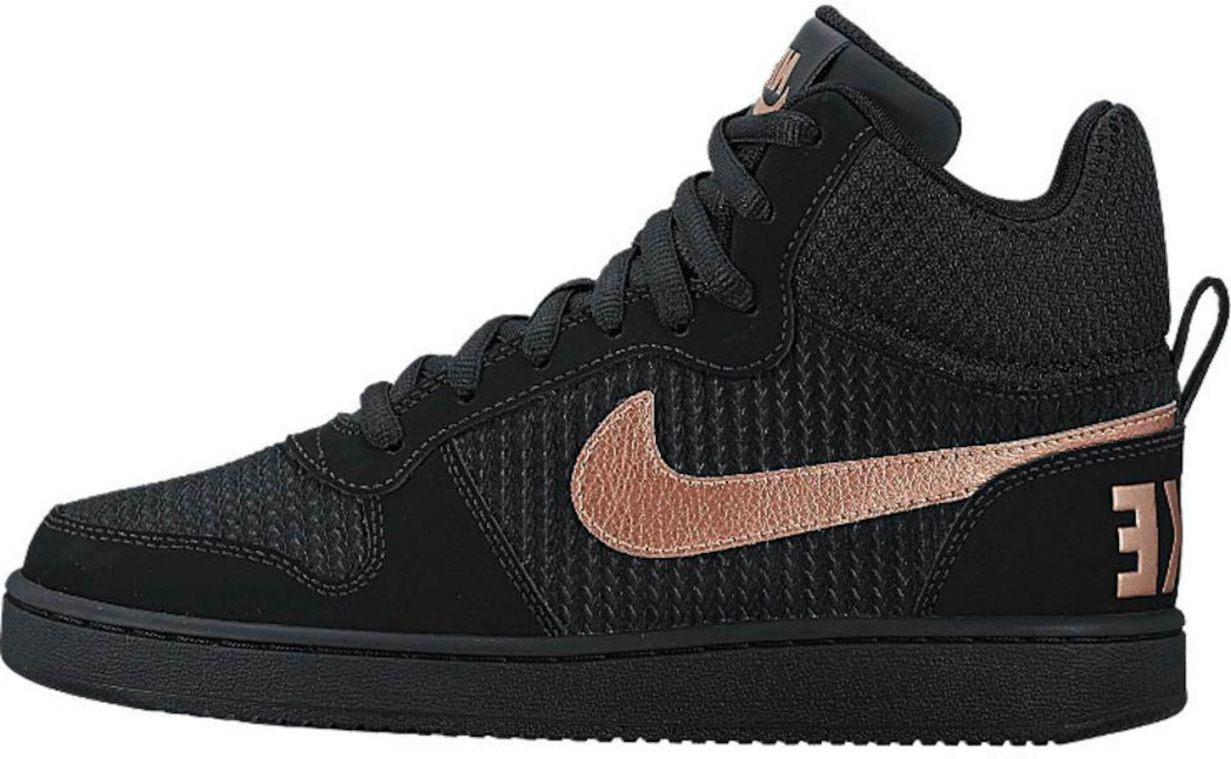 Nike Sportswear Sneaker  Womens Court Borough Mid Prem