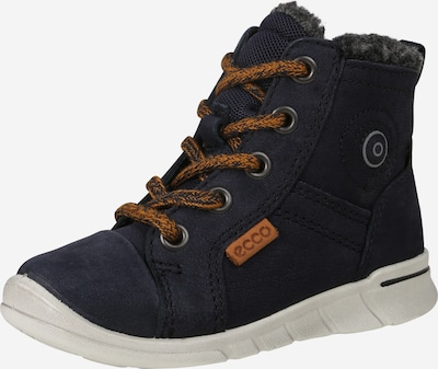 ECCO Boots 'First Night' in navy: Frontalansicht