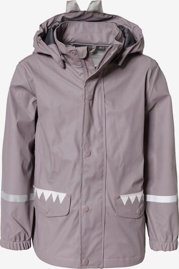 COLOR KIDS Regenjacke 'Kato' in pastelllila, Produktansicht