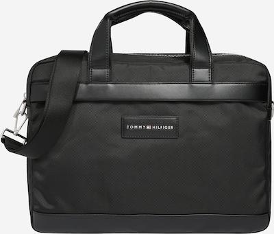 Geantă laptop 'UPTOWN' TOMMY HILFIGER pe negru, Vizualizare produs