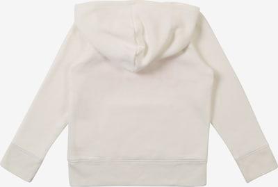 GAP Sweatshirt 'GAP LOGO HOOD' in weiß: Rückansicht