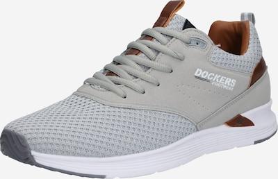 Dockers by Gerli Sneaker in braun / hellgrau, Produktansicht
