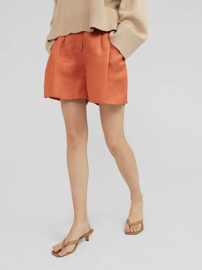 EDITED Shorts 'Fergie' in braun, Modelansicht