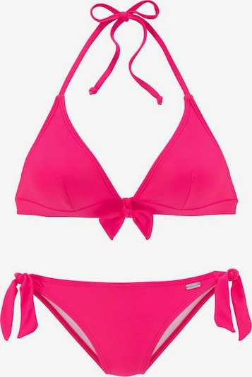VENICE BEACH Bikini in pink, Produktansicht