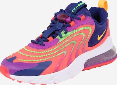 Nike Sportswear Baskets basses 'Air Max 270 React Eng' en mélange de couleurs / rouge orangé, Vue avec produit