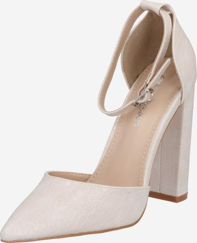 Public Desire Cipele s potpeticom 'Sofia' u bež, Pregled proizvoda