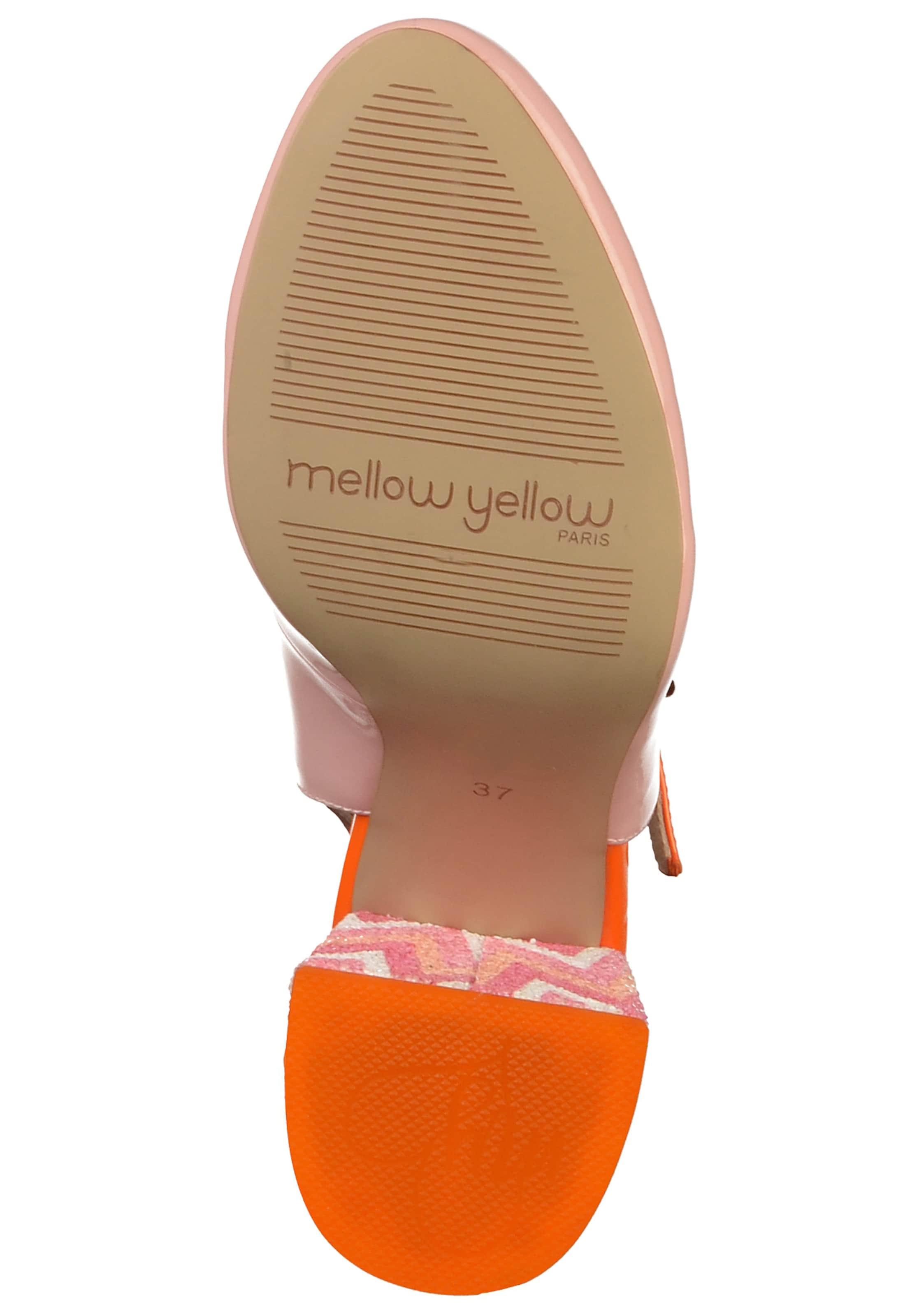 Mellow Mellow Mellow Gelb Pumps Kunststoff Billige Herren- und Damenschuhe e5d171