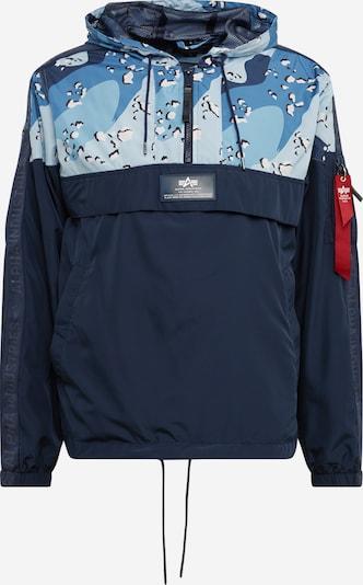 ALPHA INDUSTRIES Prechodná bunda - námornícka modrá, Produkt