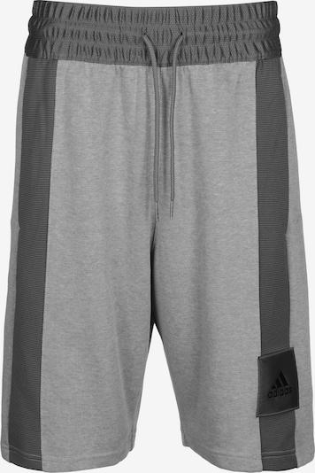 ADIDAS PERFORMANCE Pantalon de sport 'Cross-Up 365' en gris / vert, Vue avec produit
