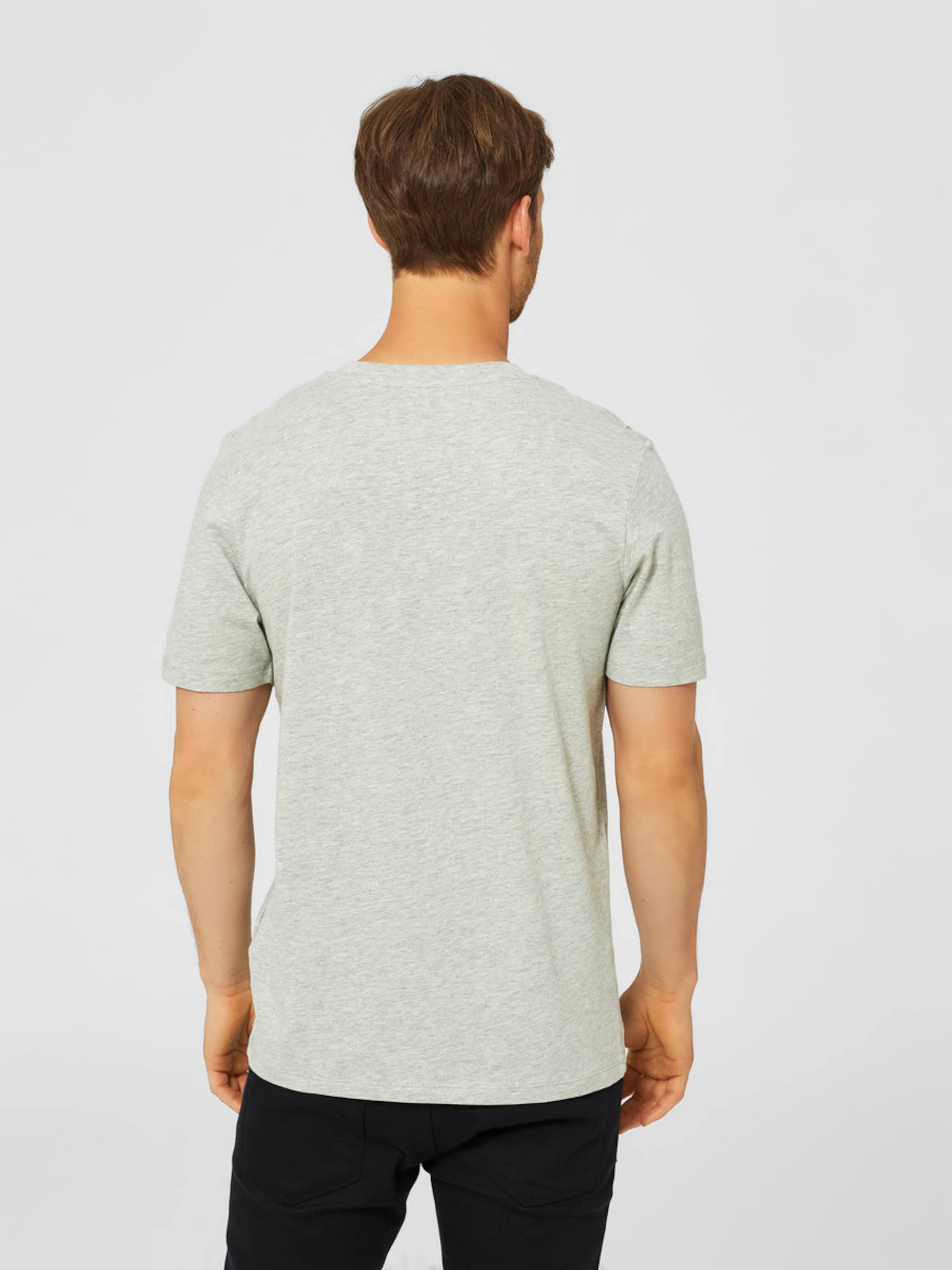 SELECTED HOMME Rundhalsausschnitt-T-Shirt Auf Dem Laufenden Billig Ausverkauf Wie Viel Günstig Online Rabatt Vermarktbare 96mJ2veR