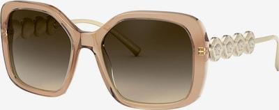 VERSACE Sonnenbrille '0VE4375' in braun / transparent, Produktansicht