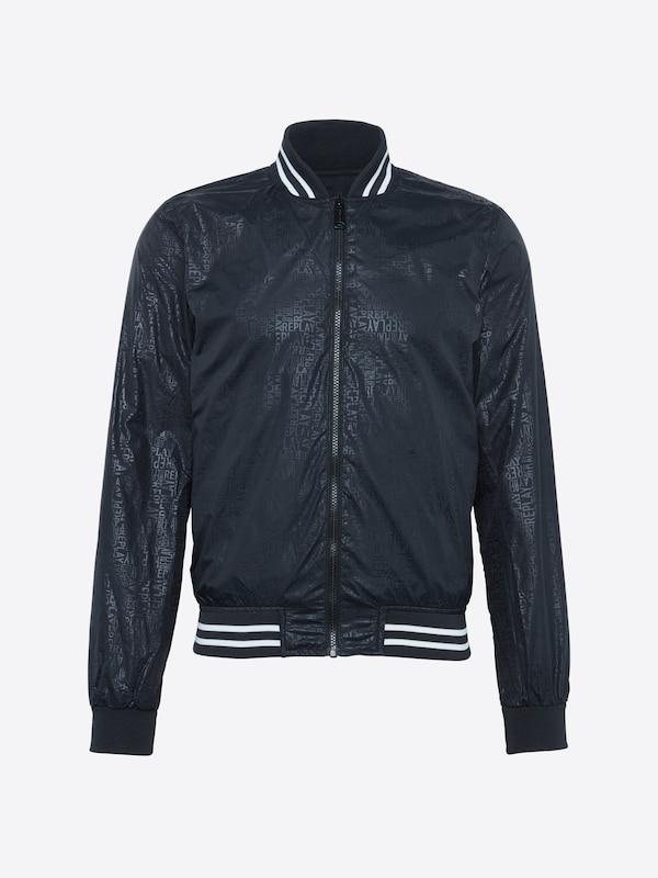 REPLAY Jacke im Blouson-Stil