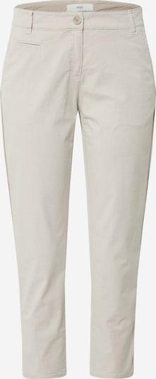 BRAX Pantalon chino 'RHONDA S' en sable, Vue avec produit