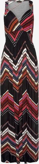 LASCANA Robe d'été en mélange de couleurs, Vue avec produit