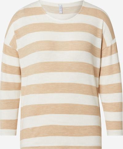 Hailys Pull-over 'Mena' en beige, Vue avec produit