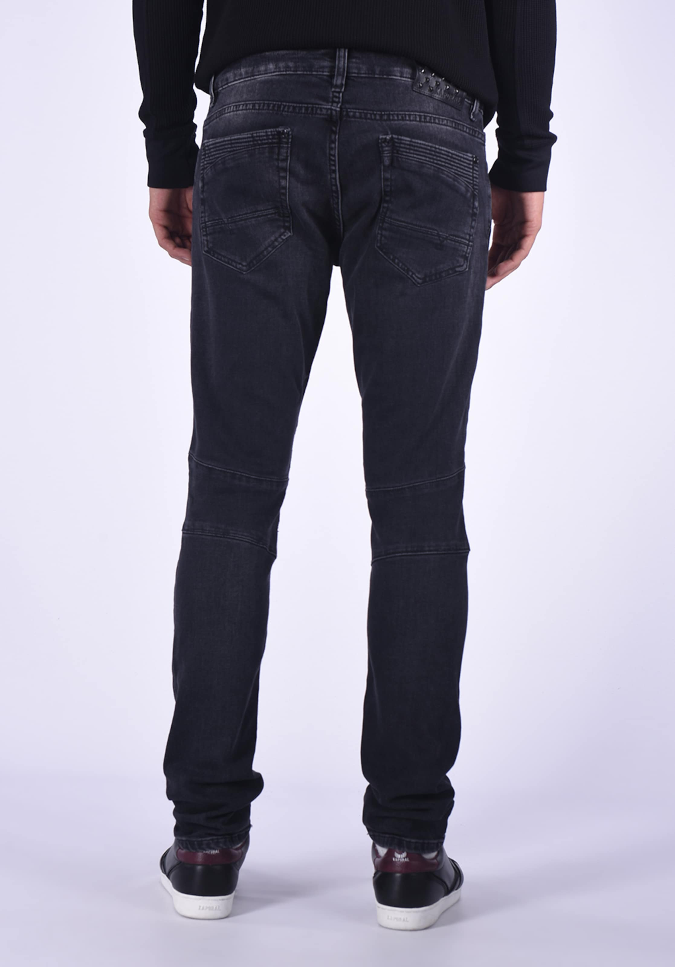 Jeanshose Im Vegas Grey Slim fit Modischen In Kaporal schnitt Denim ikXZOuP
