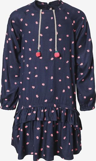 Billieblush Kleid in nachtblau / jade / pink, Produktansicht