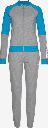 ADIDAS ORIGINALS Trainingsanzug in blau / grau, Produktansicht