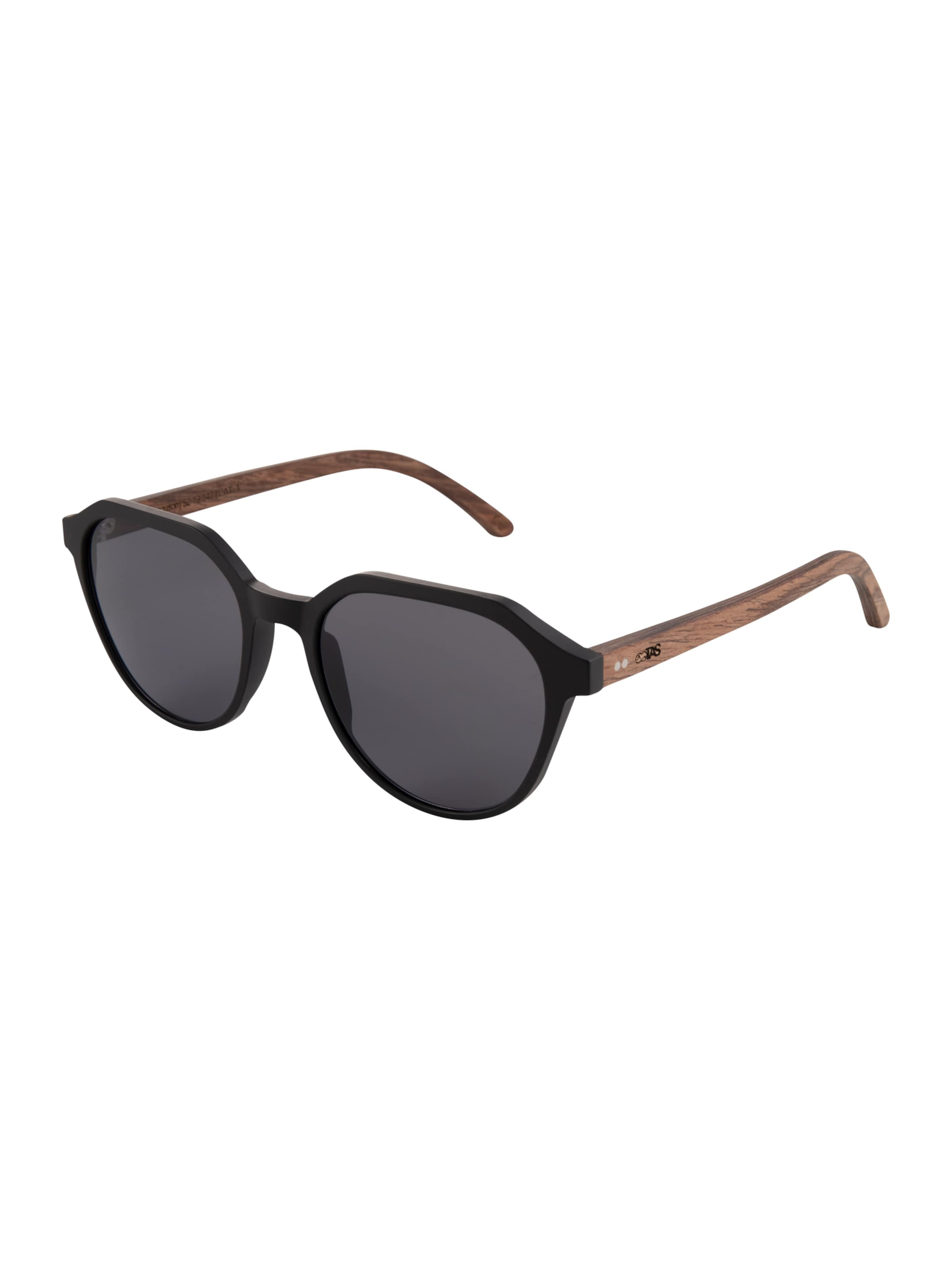 Take A In Shot Sonnenbrille 'verne Collection' BraunSchwarz WHED29IY