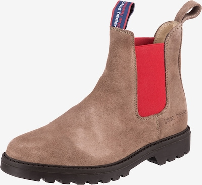 Blue Heeler Boots 'Fraser' in taupe, Produktansicht