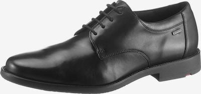 LLOYD Schnürschuh  'VELO' in schwarz, Produktansicht