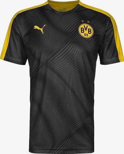 PUMA Trainingstrikot 'Borussia Dortmund League' in gelb / anthrazit, Produktansicht
