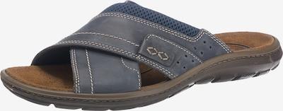 SALAMANDER Pantolette in marine / taubenblau, Produktansicht