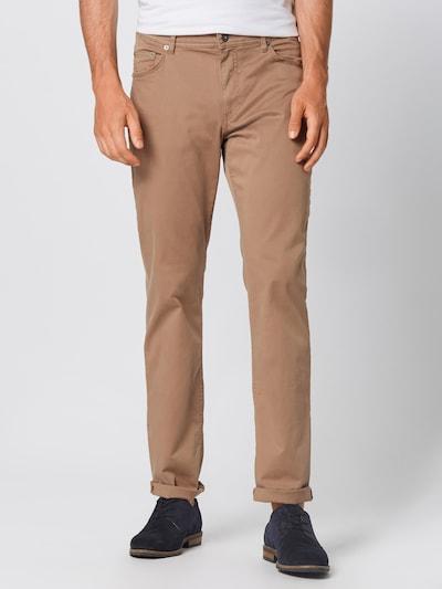 BRAX Jeans 'cooper fancy' in beige, Modelansicht