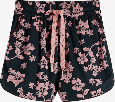 Scotch R'Belle Shorts in kobaltblau / pink, Produktansicht