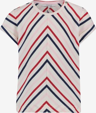 Noppies Sweater 'Rosaryville' in blau / altrosa / rot / weiß, Produktansicht