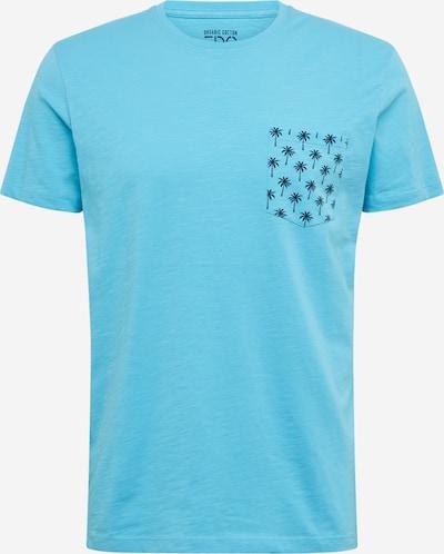 EDC BY ESPRIT T-Shirt en bleu clair: Vue de face