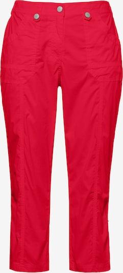 Ulla Popken Pantalon en rouge, Vue avec produit
