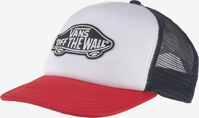 Kepurė iš VANS , spalva - tamsiai mėlyna / raudona / balta, Prekių apžvalga