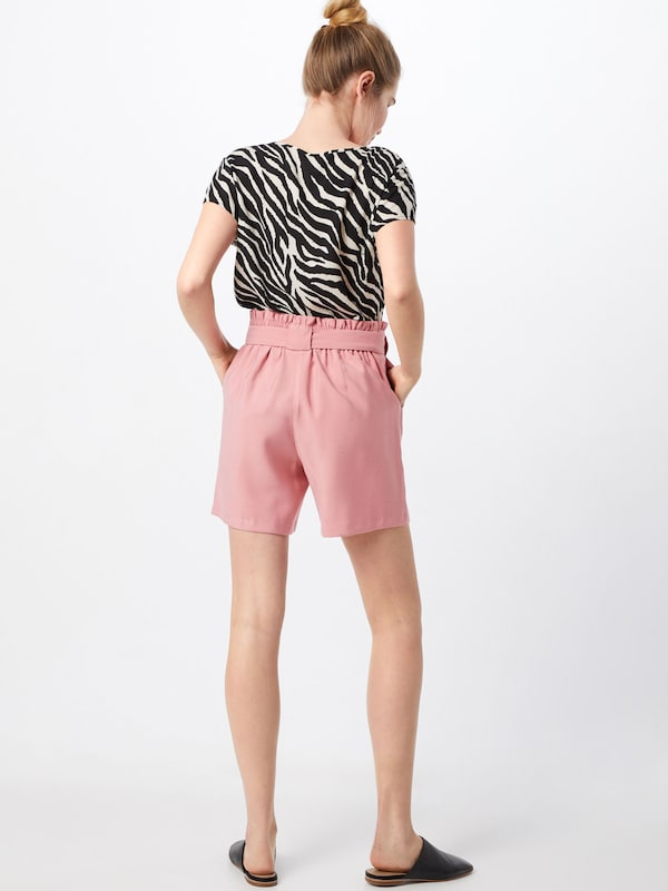 Pantalon Rose Vila En Vila Pantalon l1JKFc