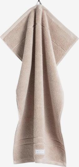 GANT Handtücher 'Organic Premium' in beige, Produktansicht