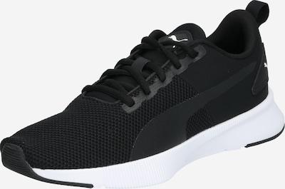 PUMA Sportschuh 'Flyer Runner Jr' in schwarz / weiß, Produktansicht