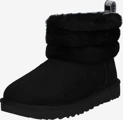 UGG Lumesaapad 'FLUFF MINI QUILTED' must, Tootevaade