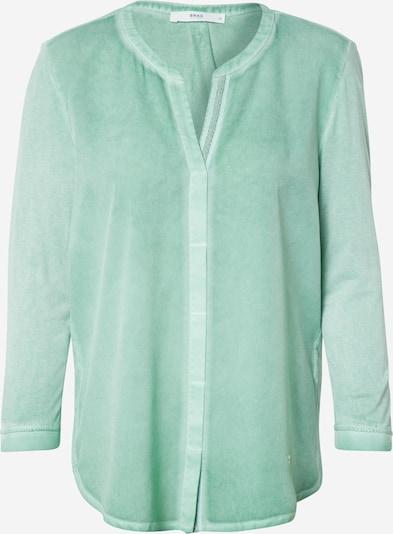 BRAX Shirt 'CLARISSA' in jade, Produktansicht