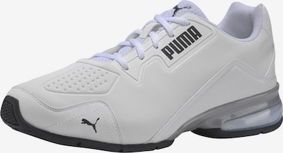 PUMA Running Shoes in Black / White, Item view