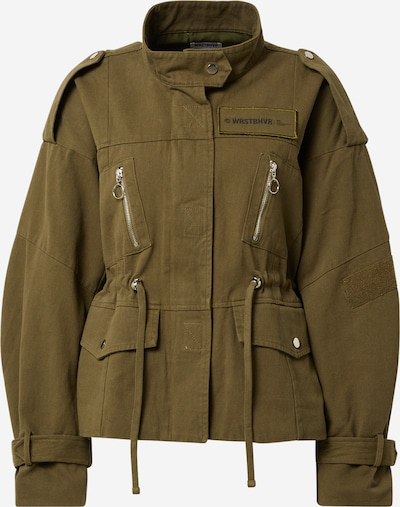 Worst Behavior Jacke in khaki, Produktansicht
