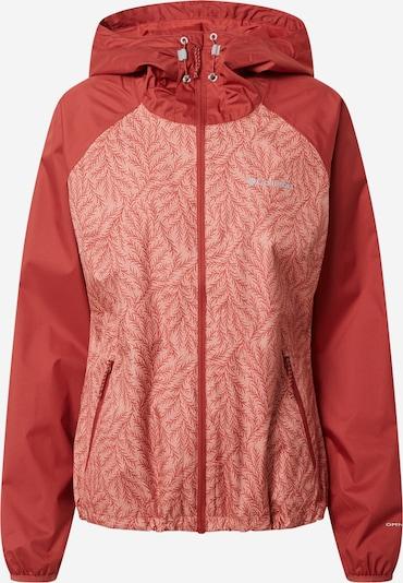 COLUMBIA Sportska jakna 'Ulica' u roza / crvena, Pregled proizvoda