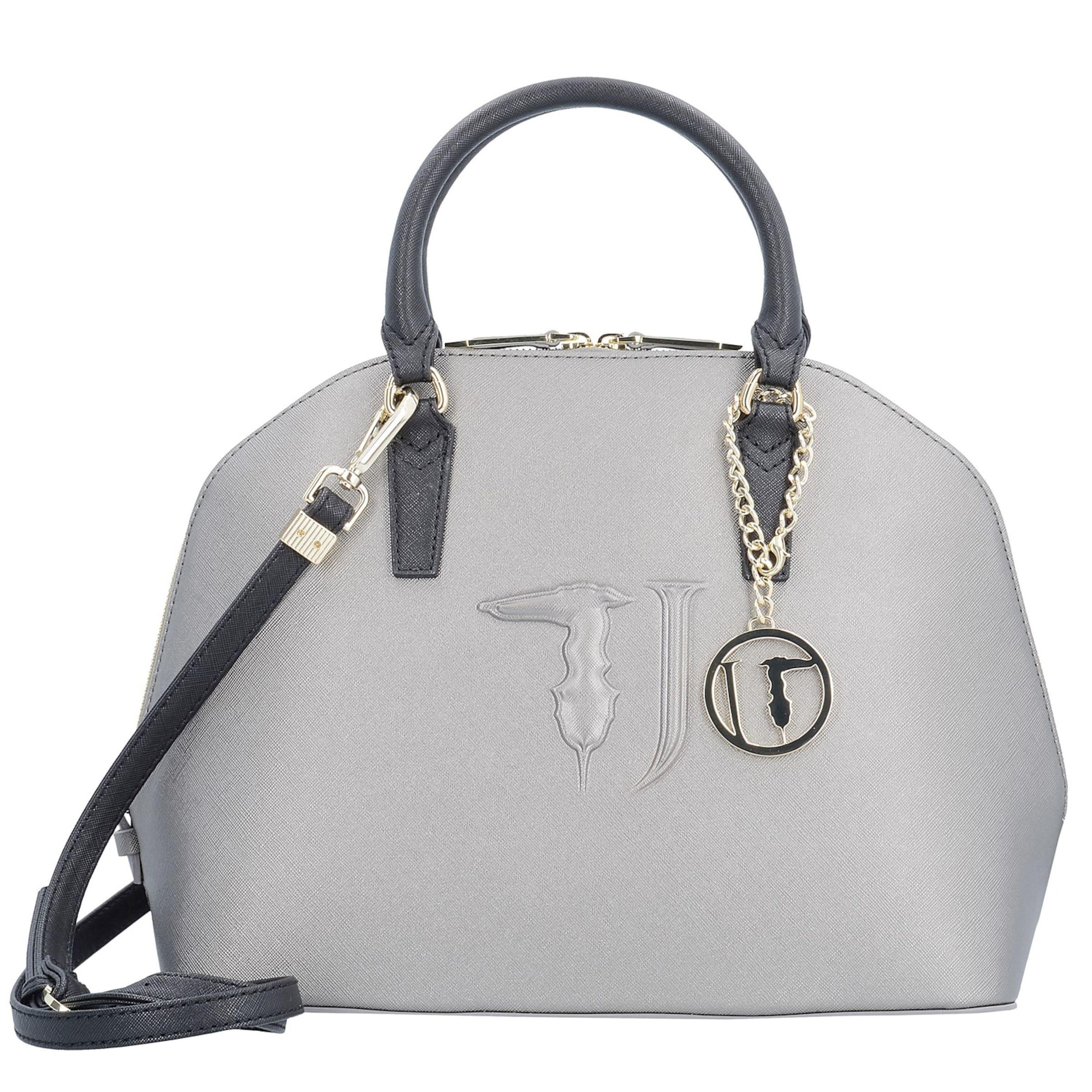 Trussardi Jeans Ischia Ecoleather Dome Bag Handtasche 32 cm Großhandelspreis Verkauf Online  Niedrigere Preise RoYOdit